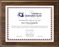 International Clubmakers Guild – Midwest Clubmaker of the Year 2015